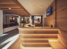 Hotel Strela, hotel in Davos