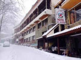 Mountain Rose Garden Hotel & Restaurant, hotel in Pedoulas