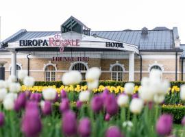 Europa Royale Druskininkai – hotel w Druskienikach
