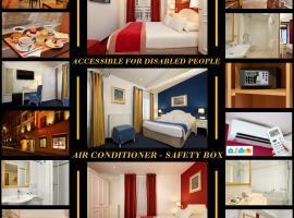 Austin's Arts Et Metiers Hotel, hotel em 3º arr., Paris