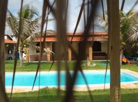 Nascer do Sol, guest house in Fortim