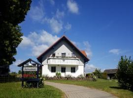 Ferienwohnung Hane, apartment in Oberreute