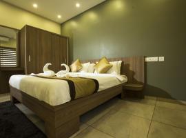 sahara suites, apartment in Cochin