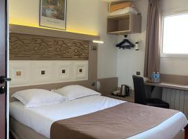 Kimotel Epône-Flins, hotel near Les Yvelines Golf Course, Épône