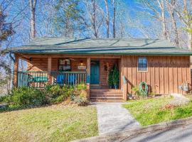 A Walk in the Woods, villa in Sevierville