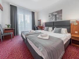 Rezydent- POKOJE OZONOWANE, hotel near Leading lights Mlyny, Świnoujście
