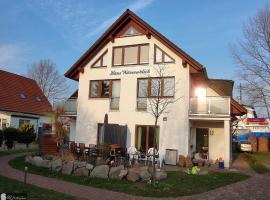 Haus Warnowblick _ Objekt 36737, hotel in Schmarl