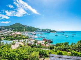 Hilltop Villas at Bluebeard's Castle by Capital Vacations, self catering accommodation in Charlotte Amalie
