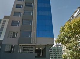 Suite La Carolina, serviced apartment in Quito