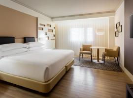 Madrid Marriott Auditorium Hotel & Conference Center, hotel in Madrid