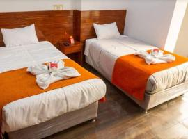 Hospedaje Coco Inn, hotel in Machu Picchu