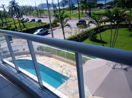 Reserva Dell Mar, apartment in Bertioga