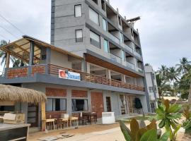 Sunset Beach Hotel, hotel in Mirissa