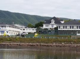 Pavillon Aquamer, hotel em Carleton-sur-Mer