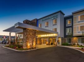 Fairfield Inn & Suites by Marriott Plymouth White Mountains, hotel in Plymouth