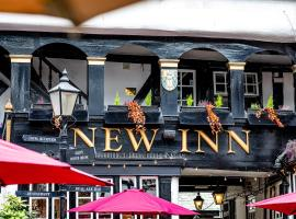 The New Inn – RelaxInnz, hotel in Gloucester