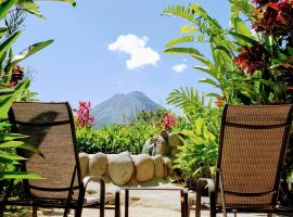 Volcano Lodge, Hotel & Thermal Experience, hotel en Fortuna