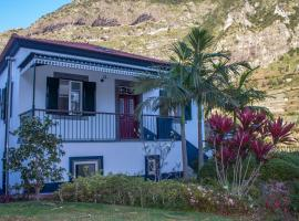 Casa do Tio, hôtel à São Vicente