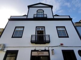 Casa do Teatro, hotel in Ponta Delgada