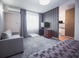 Aparthotel Miodowa, hotel in Krakow