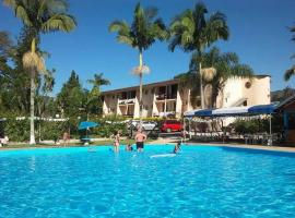 Hotel Termas Rio do Pouso, hotel em Tubarão