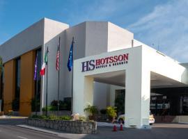 HS HOTSSON Hotel Tampico, hotel en Tampico