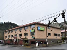 SureStay Hotel by Best Western Portland City Center, hotel in Portland