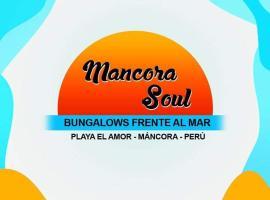 Máncora Soul, hotel in Máncora