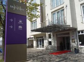Mercure Hotel Plaza Magdeburg, hotel in Magdeburg