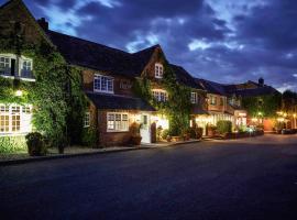 Mercure Honiley Court Hotel, hotel in Kenilworth