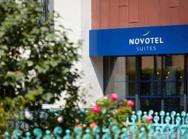Novotel Suites Colmar Centre, hotel near Saint-Matthews Protestant Church, Colmar