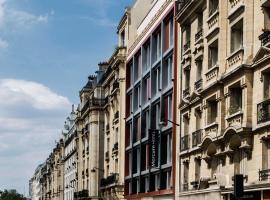 Mercure Paris 17 Batignolles, hotel near Mairie de Clichy Metro Station, Paris