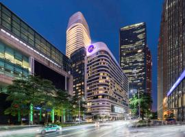 Grand Mercure Guangzhou Zhujiang Newtown, отель в Гуанчжоу