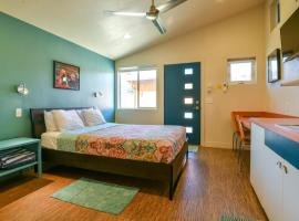 West 1 - Kokopelli West studio. Downtown Location, hotel v destinaci Moab