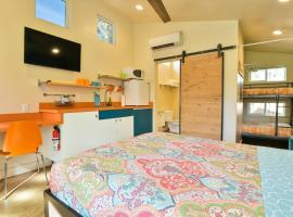 West 7 - Kokopelli West studio. Downtown Location, hotel v destinaci Moab