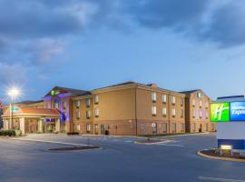 Holiday Inn Express Charles Town, Hotel in Shenandoah Junction