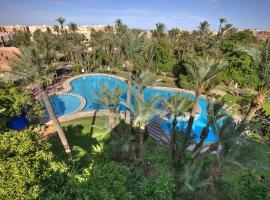 Hôtel Marrakech Le Semiramis – hotel w Marakeszu