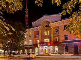 Abakan Hotel, отель в Абакане