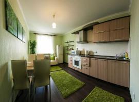Апартаменты у Нефтегазового университета комфорт +, apartment in Tyumen