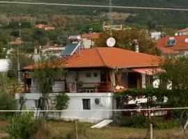 Allas House, ξενοδοχείο στην Ασπροβάλτα
