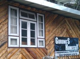 Gurung's homestay, hotel in Bhurtuk