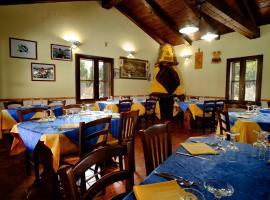 Hotel il nido dell'aquila Villagrande strisaili, hotel in Villagrande Strisaili