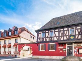 Hotel-Restaurant Zur Kanne, Hotel in der Nähe von: Stadthalle Speyer, Schifferstadt