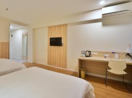 Hi Inn (Shanghai Xujiahui Wantikan), hotel in Shanghai