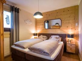 Chalet Grizzly, apartment in Ellmau