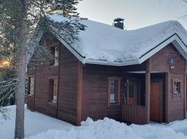 Kuutti Chalet, loma-asunto Rovaniemellä
