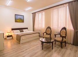 Tatev Hotel and Tours, hotel v mestu Yerevan