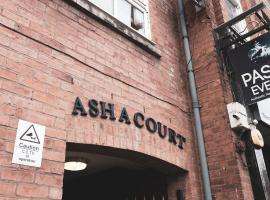 Asha Court Apartment Worcester City, hotel in Worcester