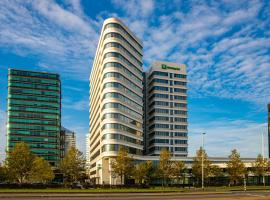 Holiday Inn Amsterdam - Arena Towers, hotel near Johan Cruijff Arena, Amsterdam