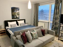 Boru Suite - Luxury Apartment, hotel v Banskej Bystrici